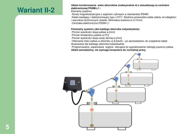 Wariant II-2