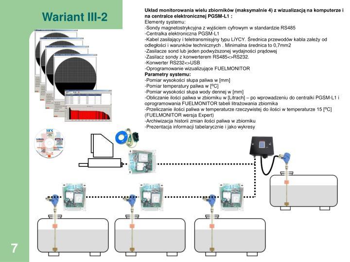 Wariant III-2