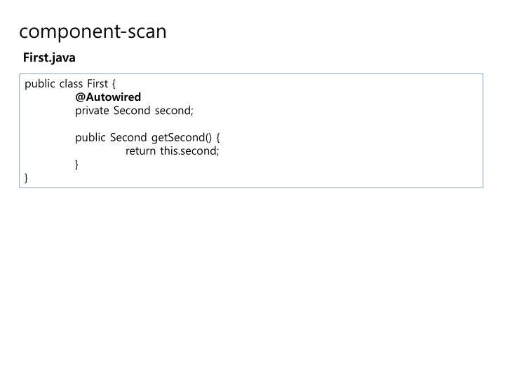 component-scan