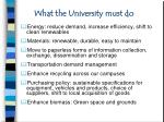what the university must do2