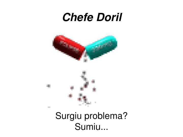 Chefe Doril