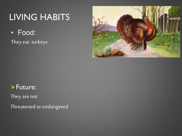 Living Habits