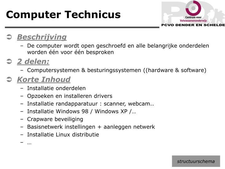 Computer Technicus