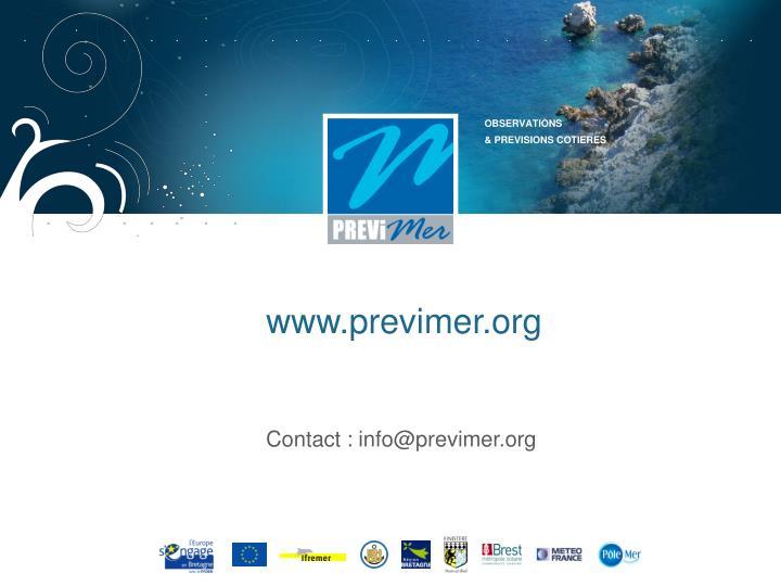 www.previmer.org