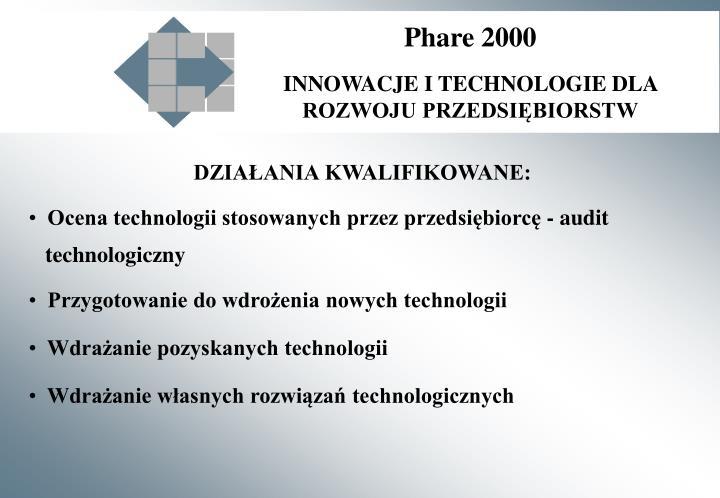 Phare 2000
