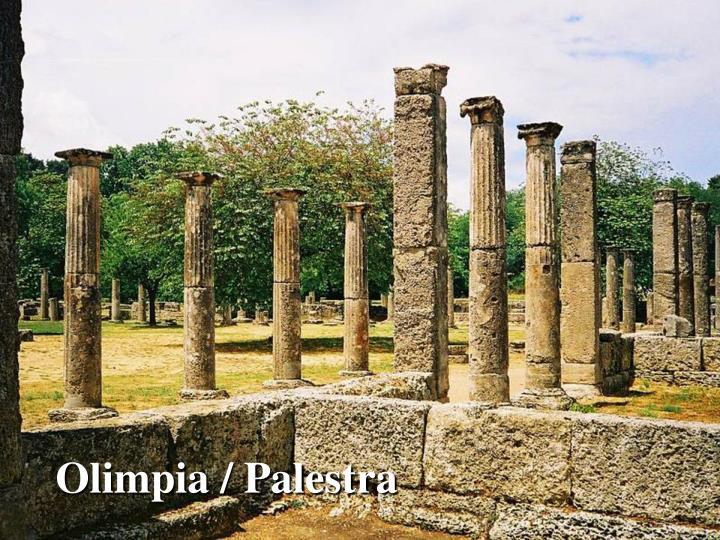 Olimpia / Palestra