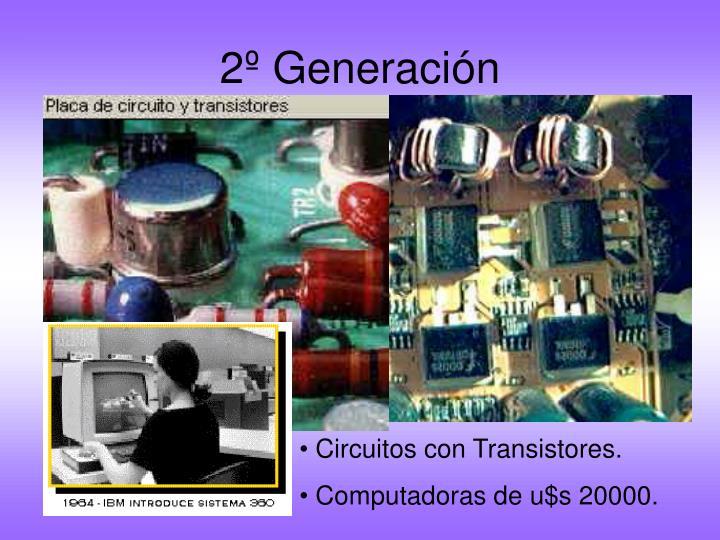 2º Generación
