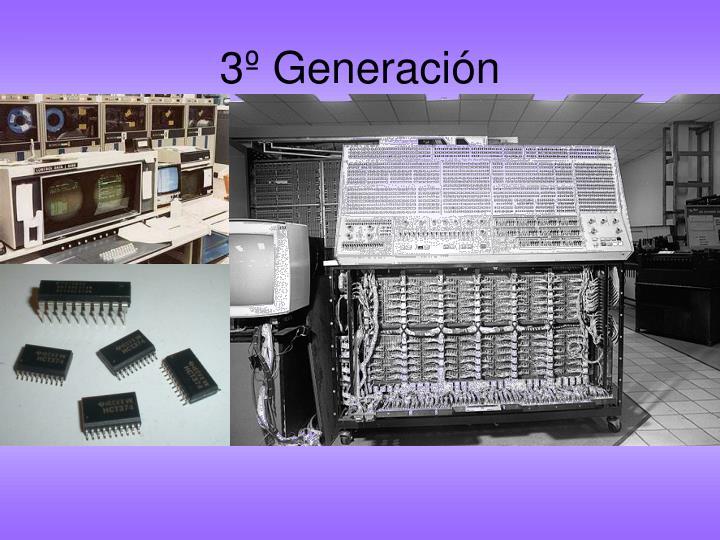 3º Generación