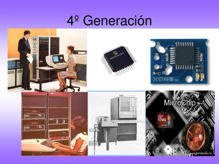 4º Generación
