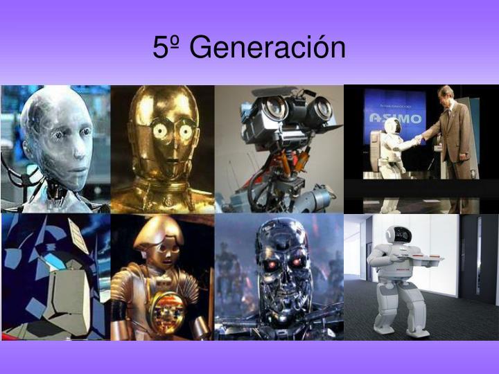 5º Generación