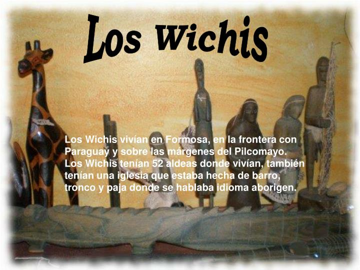 Los Wichis