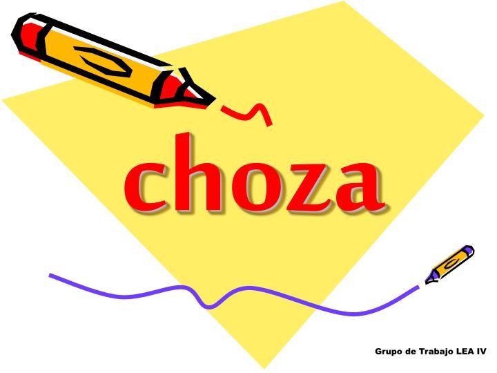 choza