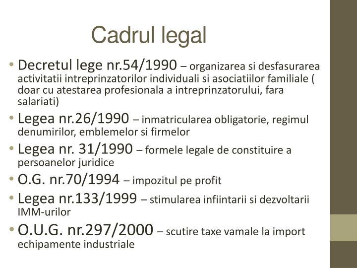 Cadrul