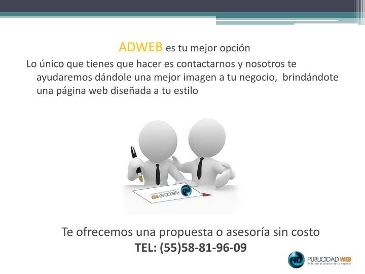 ADWEB