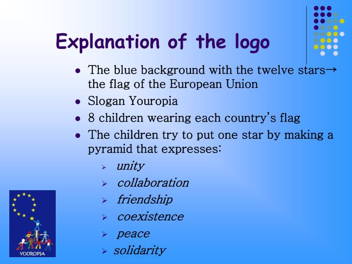 Explanation of the logo