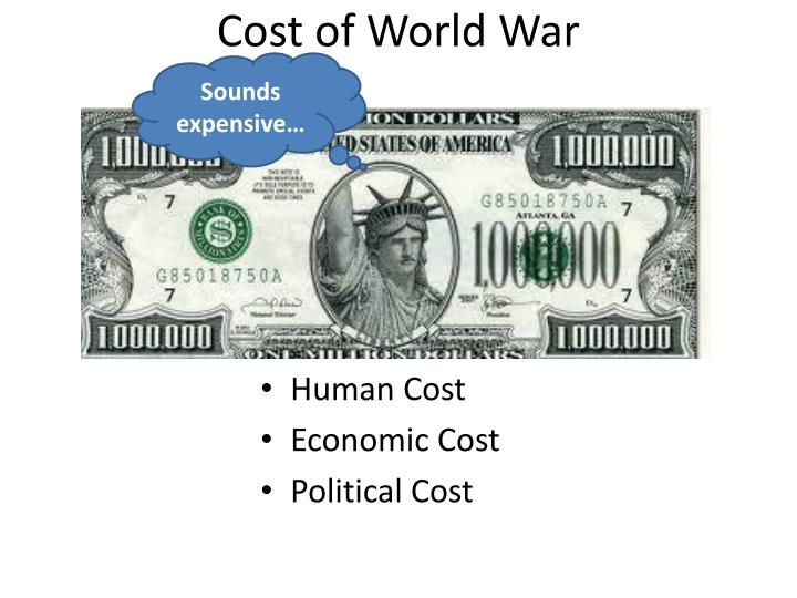 """ccot of world war World war i had left a bitter taste in the mouths of many americans many believed that the us had been tricked into joining the war for the wrong reasons, and they were determined to avoid making the same mistake twice after the great war, americans were disappointed to realize that the war was fought for null world war i was not the """"war."""