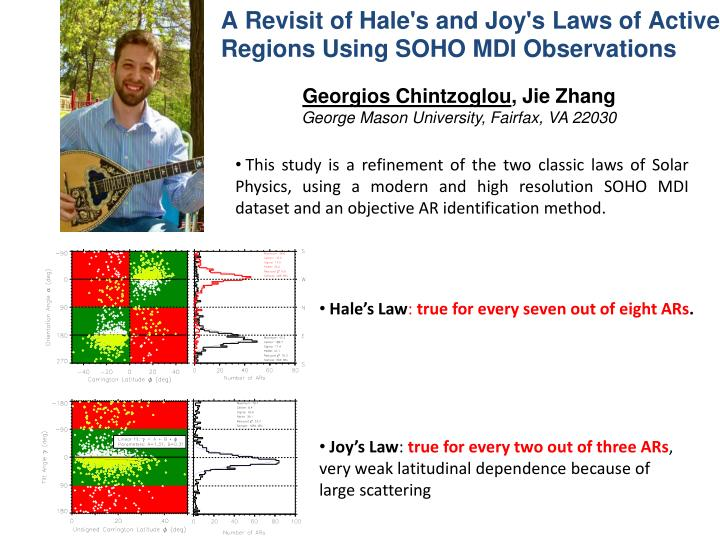 A Revisit of Hale's and Joy's Laws of Active Regions