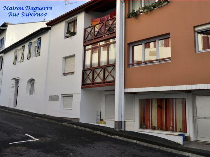 Maison Daguerre