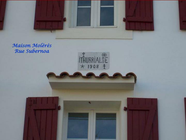 Maison Molérès