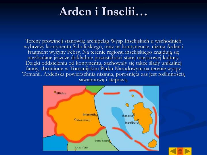 Arden i Inselii…