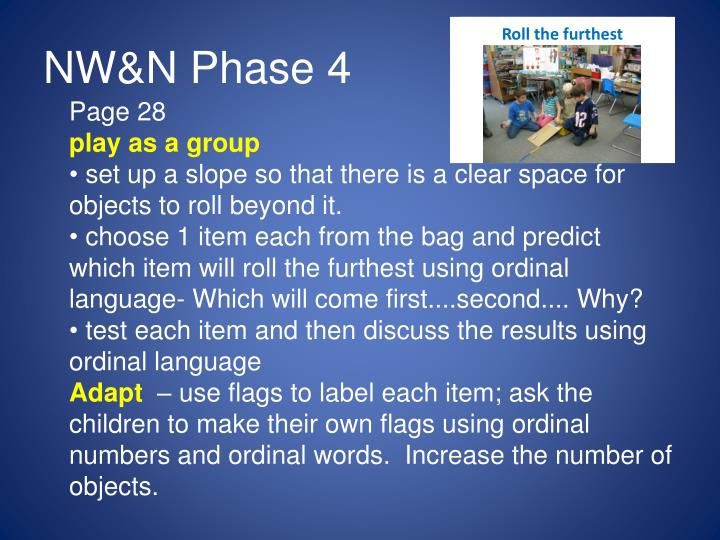 NW&N Phase 4