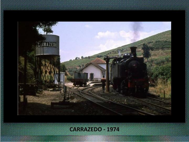 CARRAZEDO - 1974