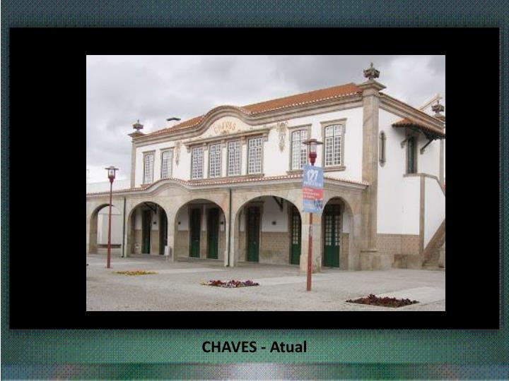 CHAVES - Atual