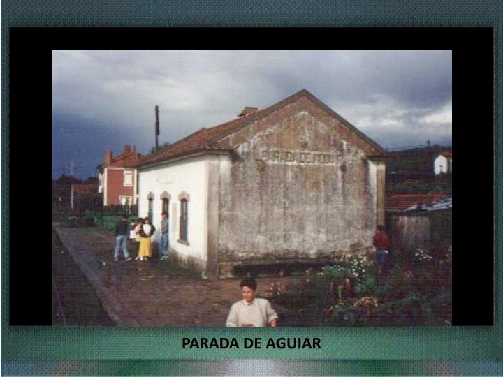 PARADA DE AGUIAR