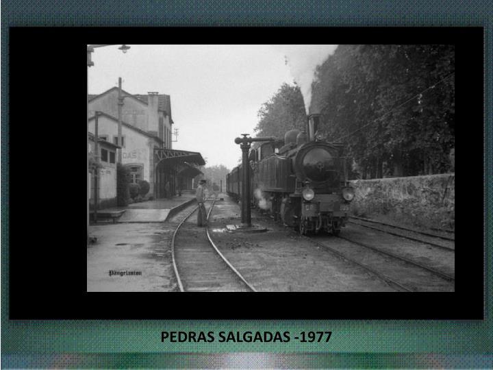 PEDRAS SALGADAS -1977