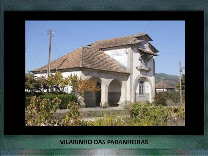 VILARINHO DAS PARANHEIRAS