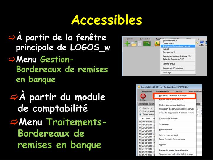 Accessibles