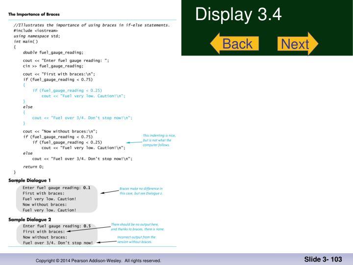 Display 3.4