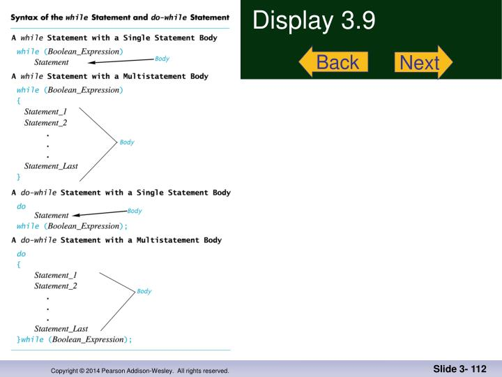 Display 3.9