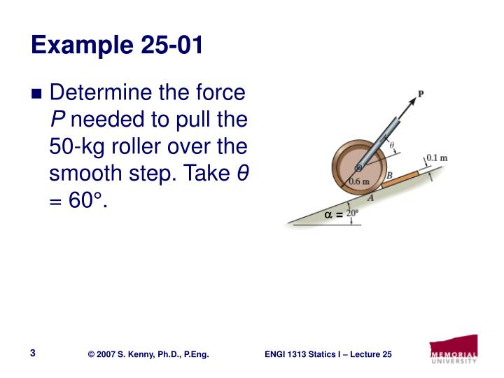Example 25-01