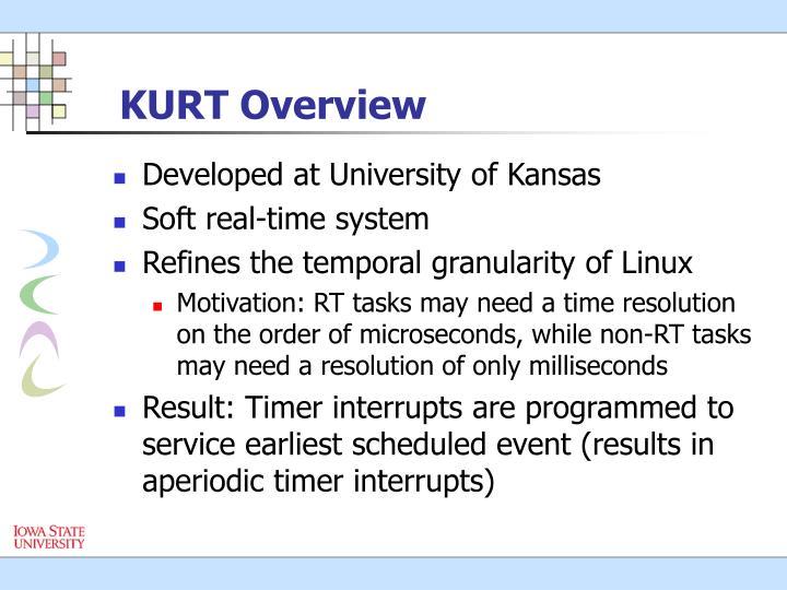 KURT Overview