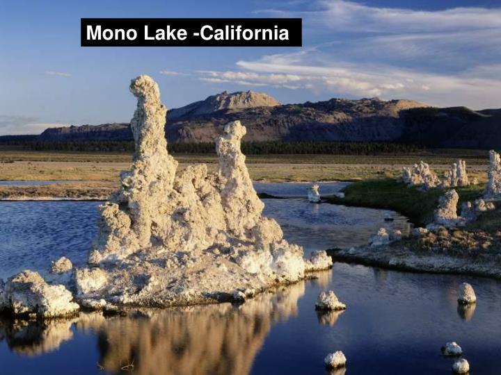 Mono Lake -California