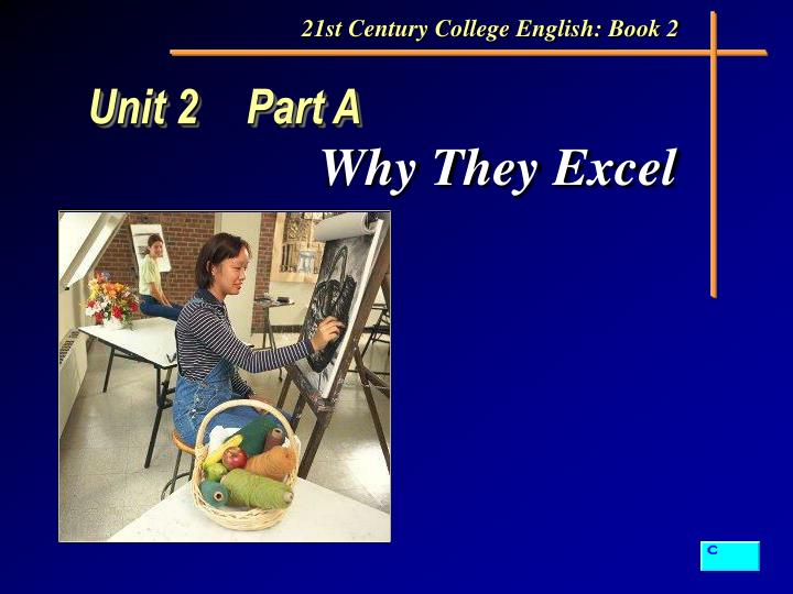 21st Century College English: Book 2