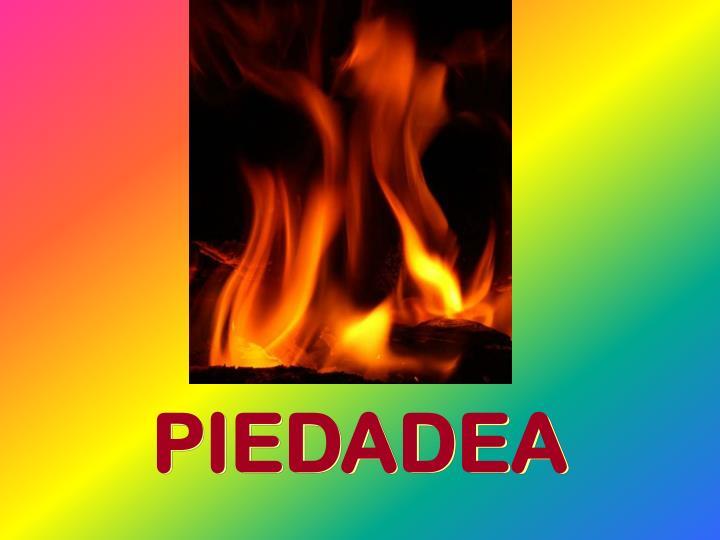 PIEDADEA