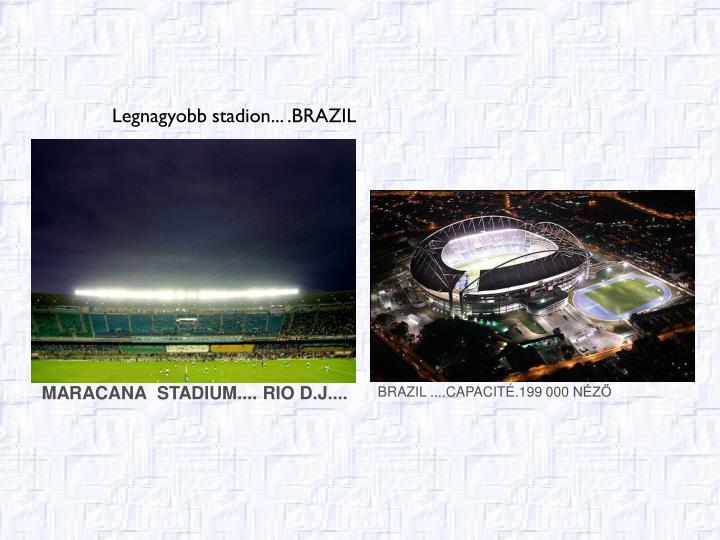 BRAZIL ....CAPACIT