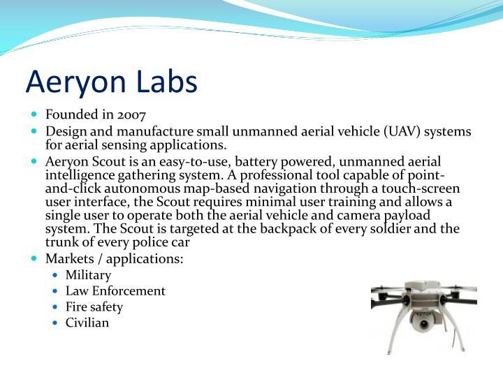 Aeryon Labs