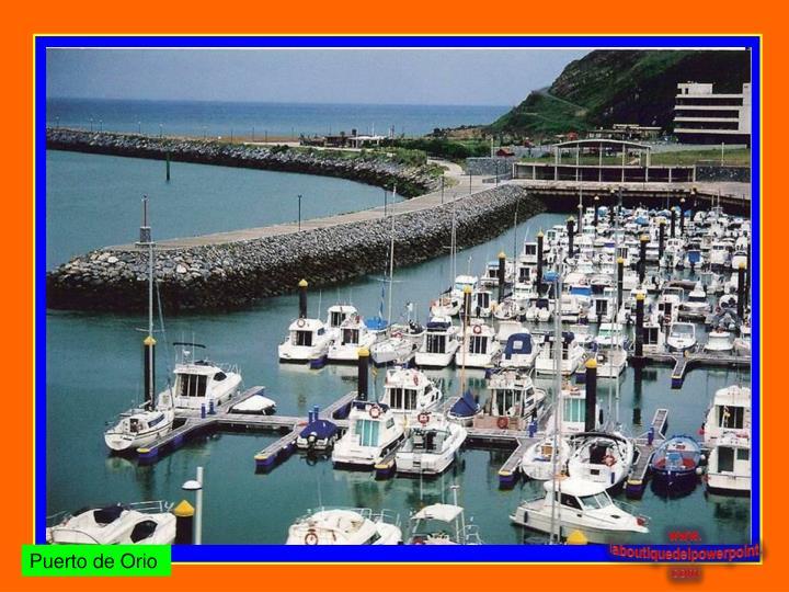 Puerto de Orio