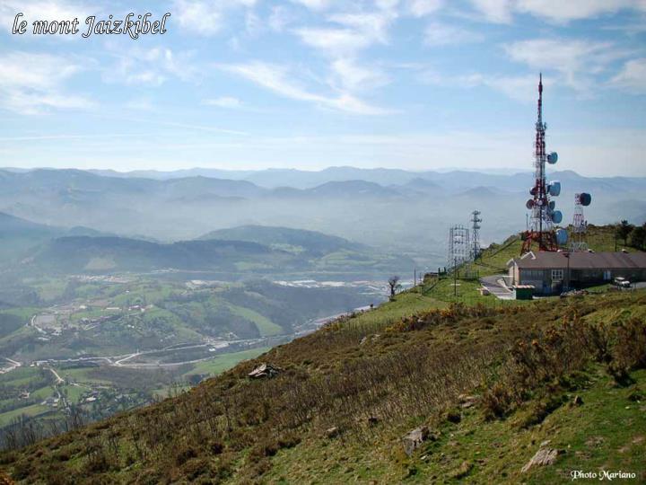 le mont Jaizkibel