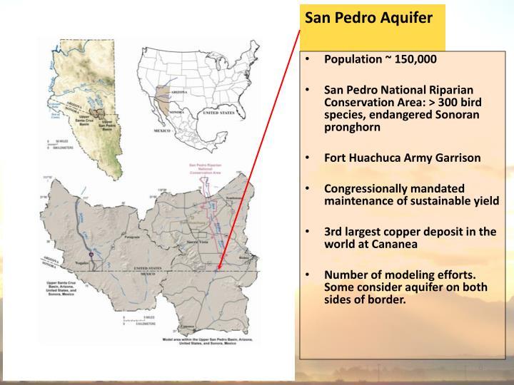 San Pedro Aquifer
