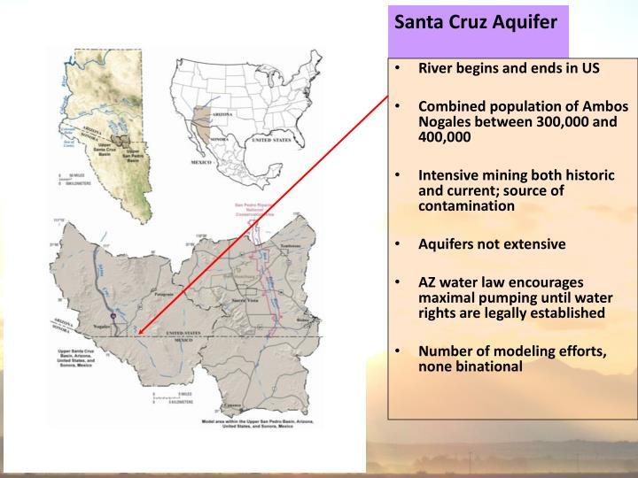 Santa Cruz Aquifer