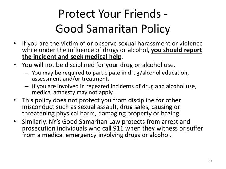 Protect Your Friends -