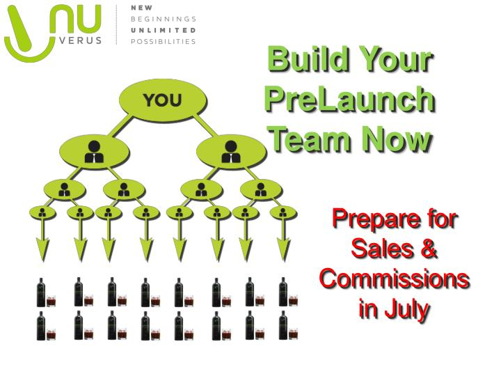 Build Your PreLaunch