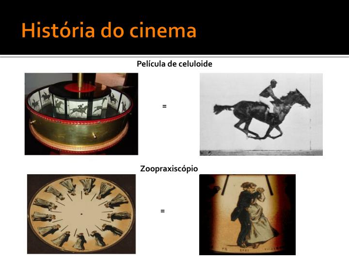 Hist ria do cinema