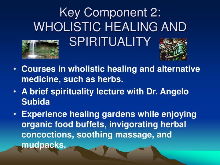 Key Component 2: