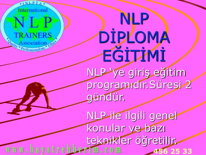 NLP DİPLOMA