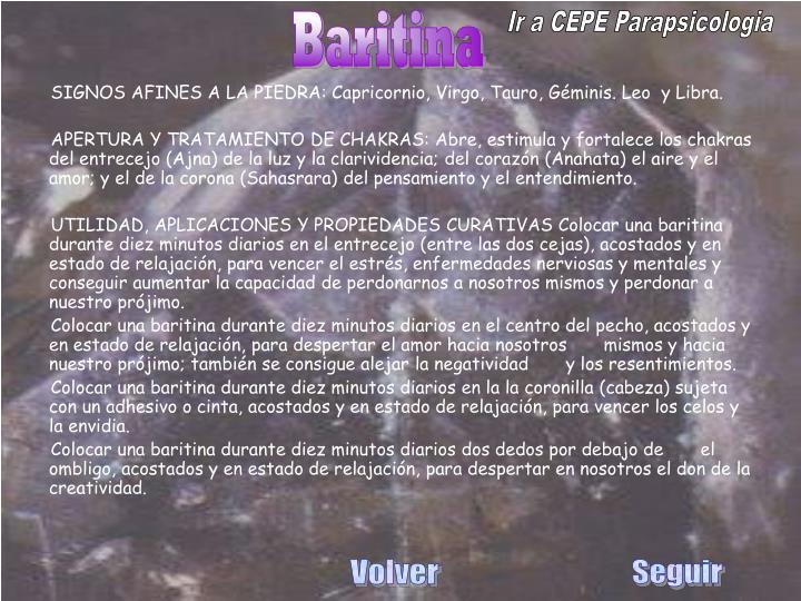 Baritina